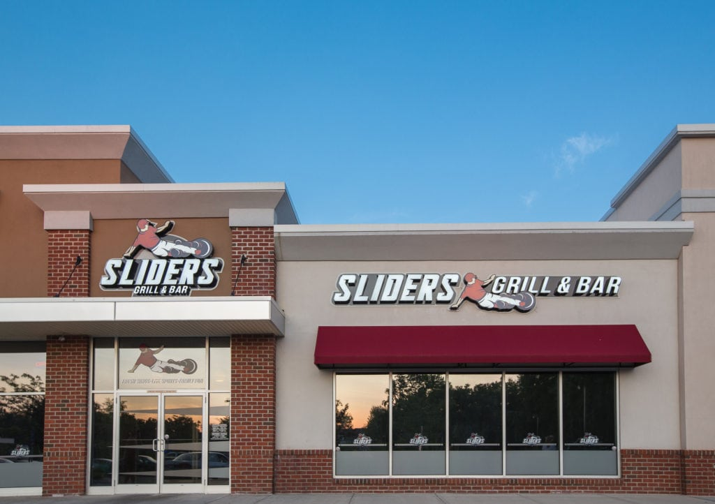 Current Restaurant Locations Ct Sliders Grill Bar Connecticut