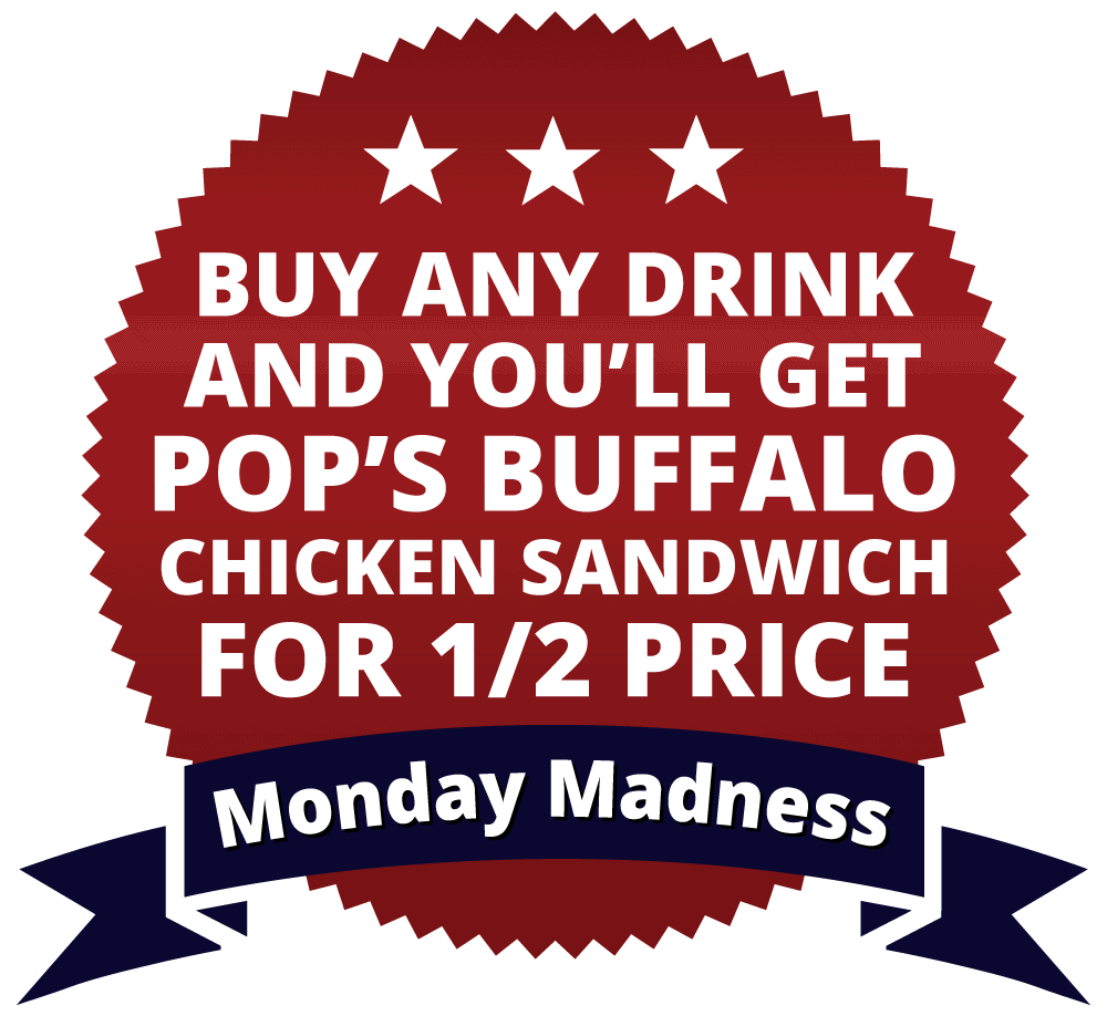 Monday Madness (Pops)